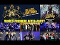 Black Lightning World Premiere After-Party at #DCinDC2018 #DCinDC THE #NRW! New Release Wednesday!