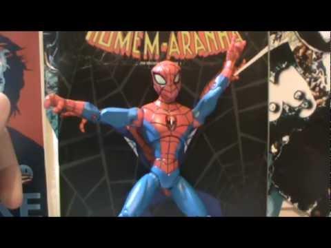 Review do Boneco Homem-Aranha-Espetacular Homem-Aranha