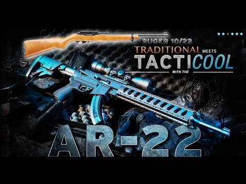New ATI Conversion Kits | Shot Show 2014