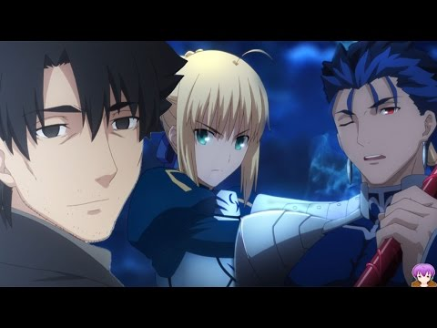 The Hype Continues - Fate/stay night: Unlimited Blade Works Episode 1 Anime Review フェイト/ステイナイト