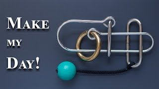 Make My Day! - A Wire Puzzle
