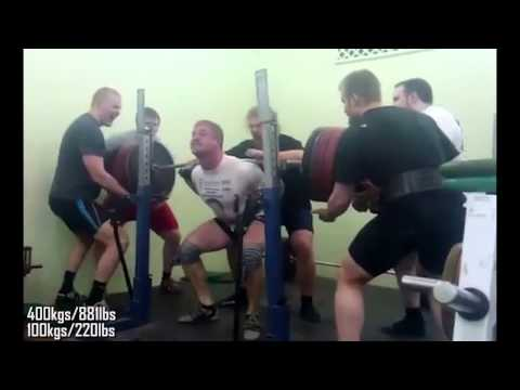 Russian Kings: A Powerlifting & Olympic Weightlifting Compilation Image 1