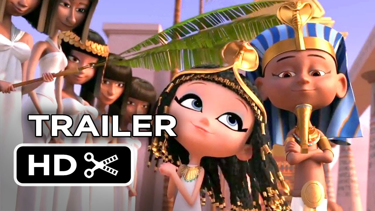 Mr. Peabody & Sherman TRAILER 2 (2014) - Stanley Tucci, Ty ... Mr Peabody And Sherman Penny And Tut