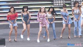 180717 트와이스 TWICE 나연 Nayeon Dance The Night Away 리허설 Rehearsal 직캠 @ 열린음악회 by Spinel