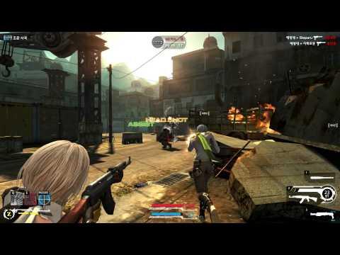 GunZ 2 Online Story Mission Defending Objective
