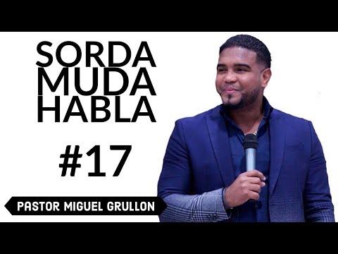 MIGUEL GRULLON DIOS LEVANTA PARALITICO Y SORDA MUDA HABLA