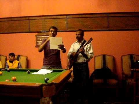 Ilaiyaraja And Jesudas Tamil Hit Song rajaraja Cholan Naan Sung By Subbu, Guitar By Sam video