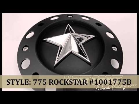 XD-SERIES WHEEL CENTER CAPS @ WEST COAST WHEEL FACTORY RIM REPLACEMENT COVERS BEST PRICES ROCKSTAR