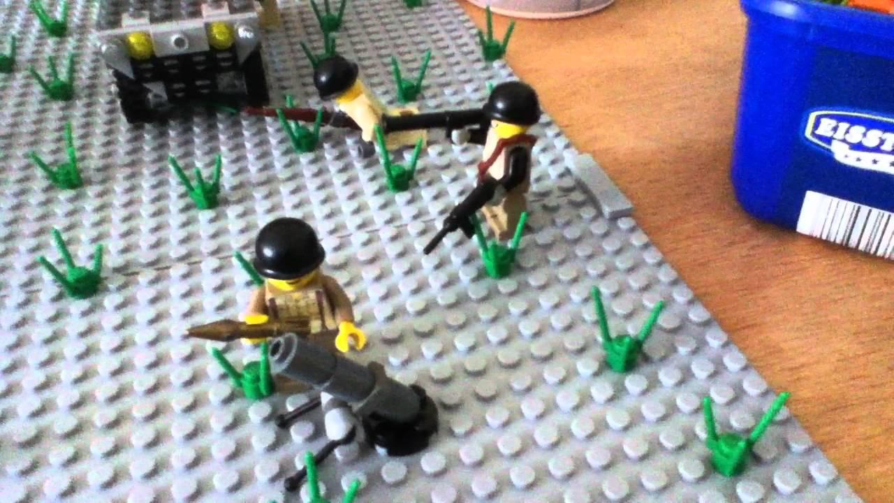 Decals Ww2 Lego Lego Militär Ww2 Moc Angriff