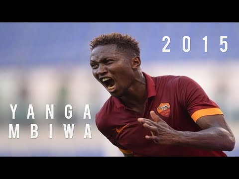 Yanga Mbiwa 2015 HD / Goals and Defensive Skills / A.S Roma to Olympique Lyon