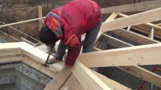 Building a roof