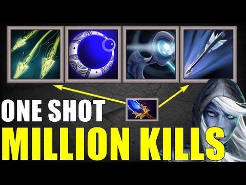 One Shot Million Kills | Dota 2 Ability Draft