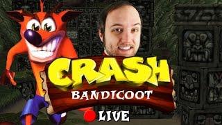 Crash Bandicoot - LIVE