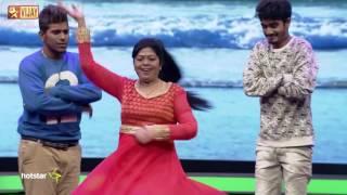 Jodi | ஜோடி - Thannila Gandam Round | Prabhu and Malini