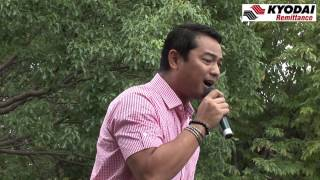 "Kyodai  Ariel Rivera in Japan "" Barrio Fiesta 2012 "" - Kyodai TV -"