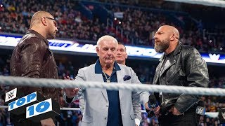 Top 10 SmackDown LIVE moments of 2018: WWE Top 10, Dec. 28, 2018