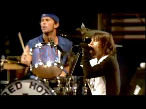 Red Hot Chili Peppers - Parallel Universe Live
