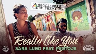 Download Lagu Sara Lugo feat. Protoje - Really Like You [Official Video 2014] Gratis STAFABAND