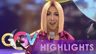 GGV: Vice competes with Liza's beauty