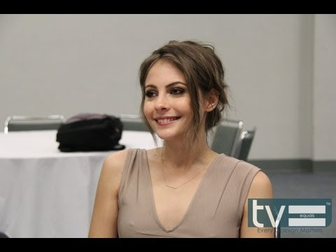 Willa Holland Interview - Arrow (CW)