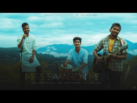 Meri Saanson Mein (Cover Song) | Spunky Mushroom | The Magic Box , Pankaj Panwar , Mayank Chauhan
