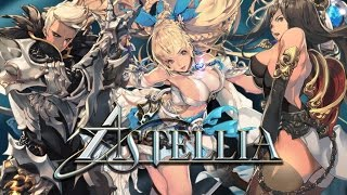 Astellia Online TCG MMORPG - Playable Characters - Unofficial Trailer