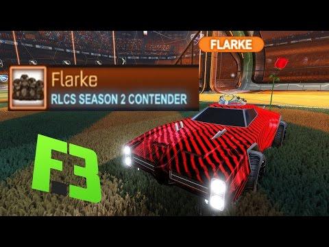 Jugando contra el Sustituto de Flipsid3 Tactics   Rocket League