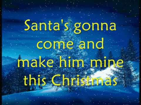 Mariah Carey Oh Santa lyrics