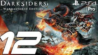 Darksiders Warmastered Edition - Gameplay Walkthrough Part 12 - Blade Pieces & Uriel Fight (PS4 PRO)