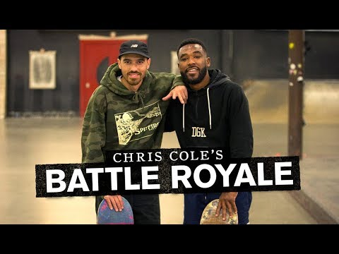 JP Souza Vs. Marquise Henry - Battle Royale