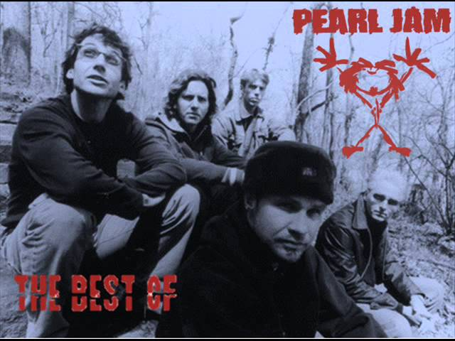 Pearl Jam - Compilation The Best Of (Full Album)