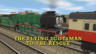 The Flying Scotsman To The Rescue