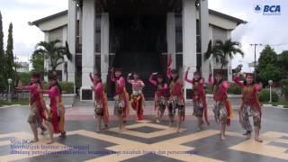 Download Lagu Mixed Traditional East Java and Modern Dance, BCA Banjarmasin Branch, 2014 Gratis STAFABAND