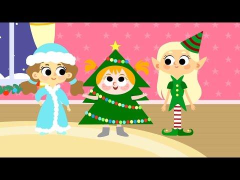 Мультики для детей - Машины одежки - Новый год