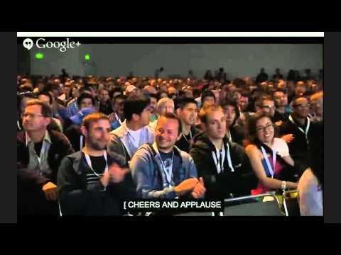 Трансляция Google I/O 2014 на русском от keddr.com