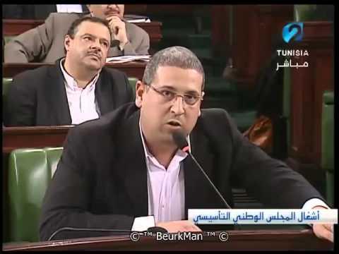 Une quenelle se glisse à l'Assemblée Constituante tunisienne