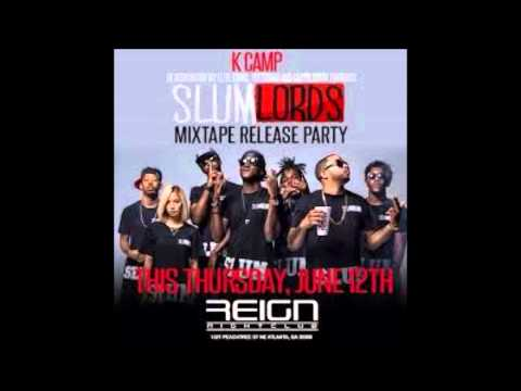 K Camp - DOWN BAD (SLUM LORDS) Feat. Dan Diego