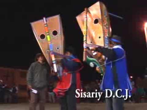 Concurso de arpa - cabana sur 2010