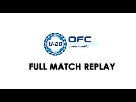 2014 OFC U-20 Championship / MD2 / Solomon Islands vs Vanuatu