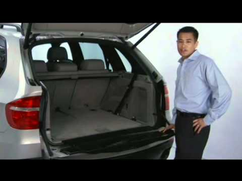 X5 Cargo Area Owner S Manual Youtube