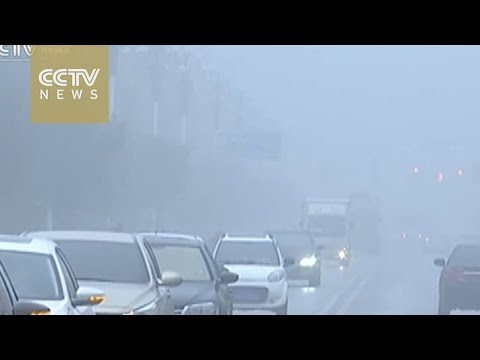 N. China haze could end by Sunday