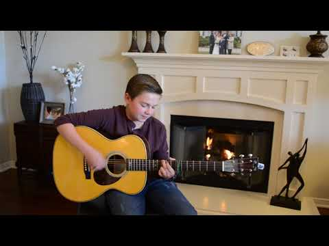 Luke Bryan-Most People Are Good [Acoustic Cover by Jet Jurgensmeyer]