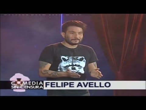 Felipe Avello, un tipo que ha follado muchísimo