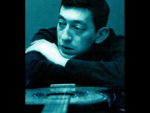 Serge Gainsbourg - Le Rock De Nerval