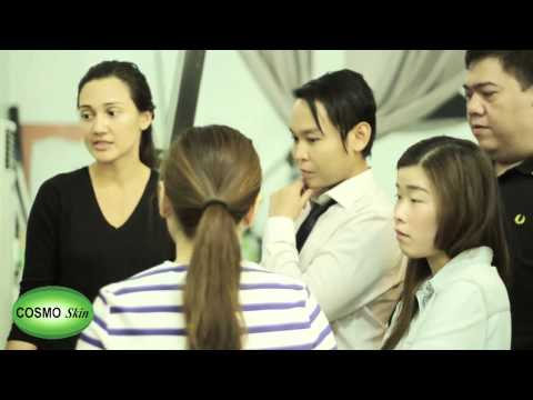 Cosmo Premium 20,000mg Collagen Behind The Scene with Ruffa Gutierrez