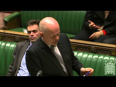 Dr Phillip Lee MP questions William Hague over European dependence on Russian resources