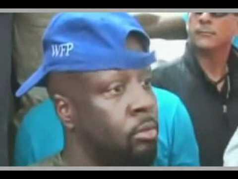Wyclef Jean - Futur Candidat à la présidence d`haiti