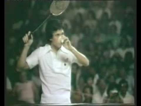 1979 Thomas Cup Badminton Final -Liem Swie King  林水镜 vs Morten Frost Hansen