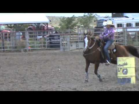 2013 Atwood KS KPRA Rodeo - Streakin Senor Dash