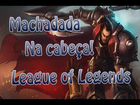 League of Legends - Darius (Português - BR)